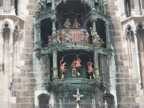 Neues Rathaus, Glockenspiel