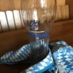 Weihenstephaner Weizenbierglas