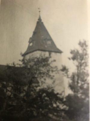 Schernberg Kirche 1948